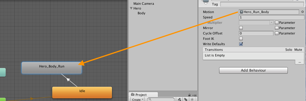 Unity : how to run two animations at once - Gamedevelopertips