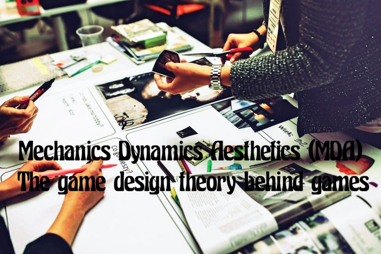 Mechanics Dynamics AestheticsMDA Game Design Theory Behind Games - Game design theory