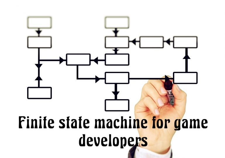 Finite state machine for game developers - Gamedevelopertips