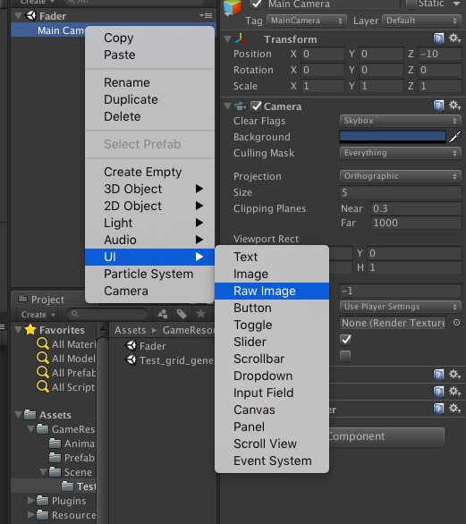Unity tutorial: how to fade between scenes - Gamedevelopertips